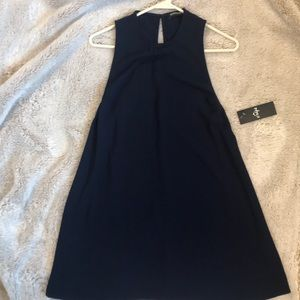 American Apparel dress navy